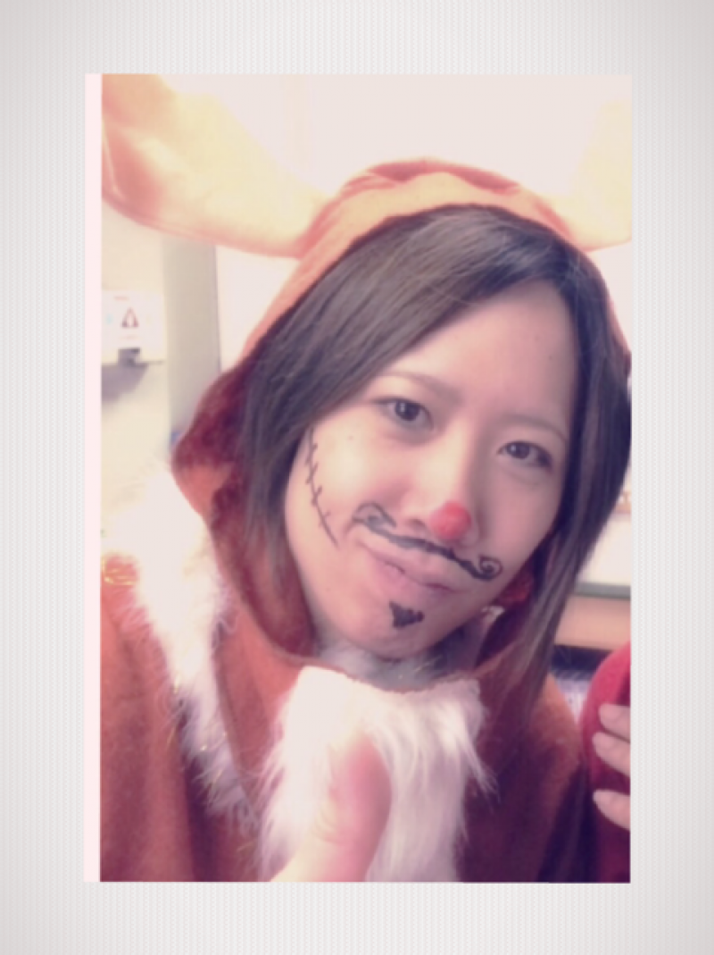 佐藤真由美さん(福島)が紙芝居ツールを使って、デイサービスで認知症のお話を♬