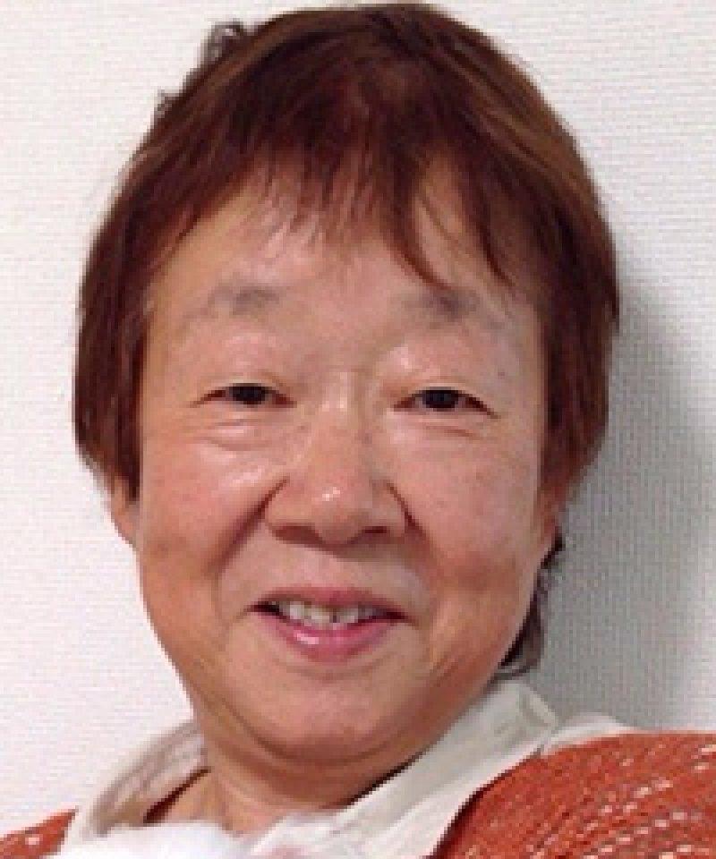 井田久美子さん(滋賀)が紙芝居スライドを使って地域で認知症のお話を♬