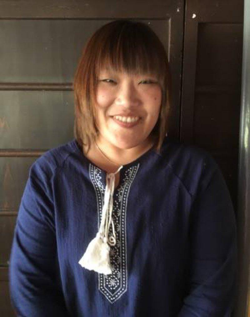 高島歩美さん(滋賀)が小学生の娘さんに紙芝居を使って認知症のお話を♬