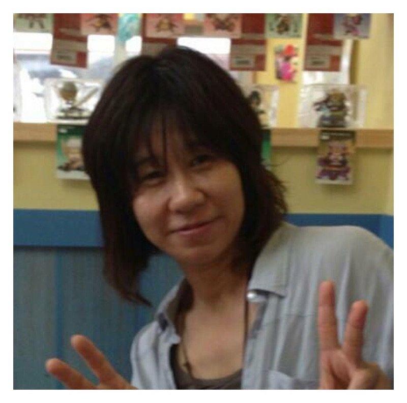 丸岡佳子さん(滋賀)が紙芝居を使って地域交流カフェで認知症のお話を♬