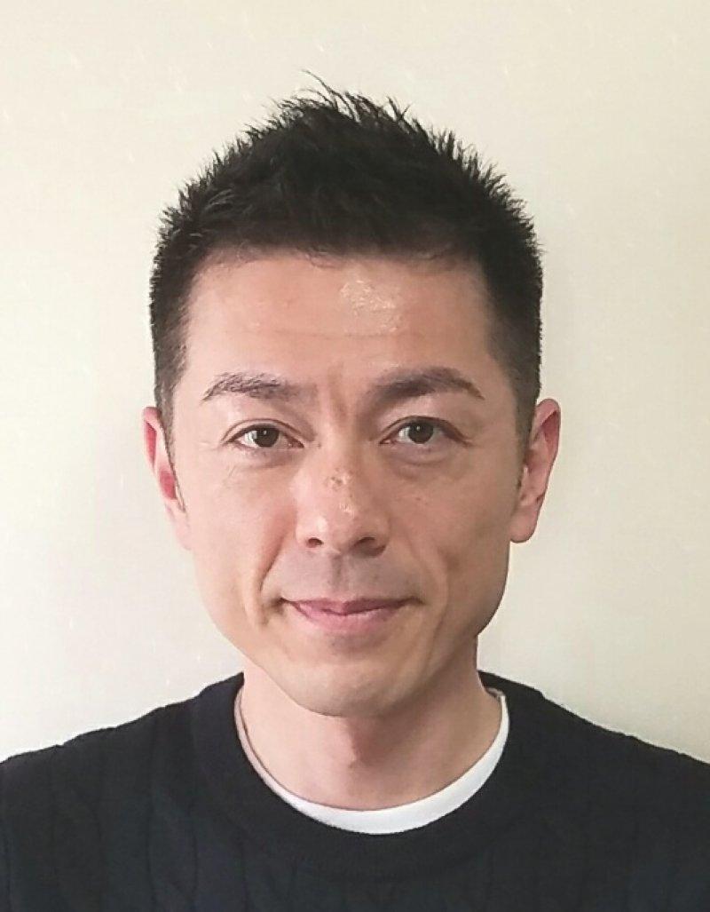 田中知樹さん(奈良)が施設の事務スタッフの皆さんに認知症のお話を♬