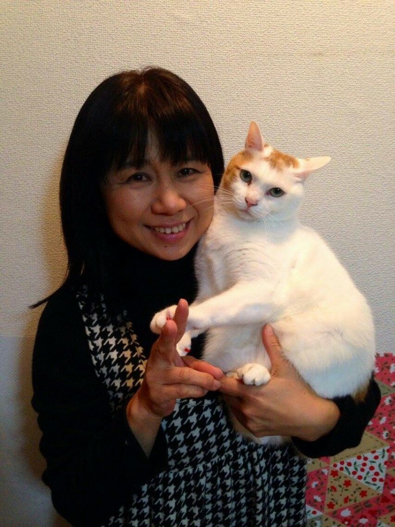 久内宏美さん(大阪)が、現役のDr.に紙芝居を使って認知症のお話を♬