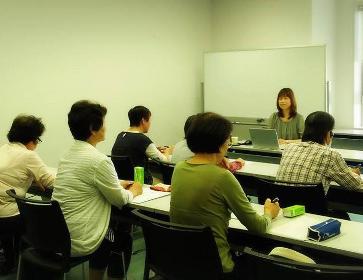 土後富士子さん(富山)が、訪問生活支援員養成研修で認知症のお話を♬