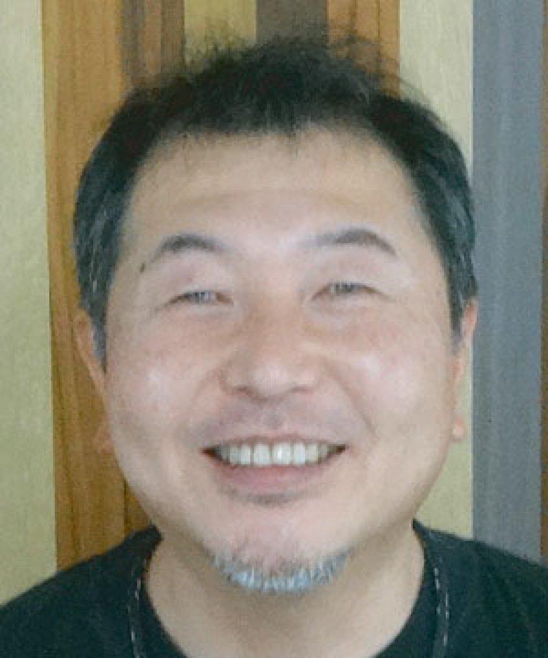 柿沼博昭さん(群馬プライマリーグループ)が、紙芝居スライドを使って認知症のお話を♬