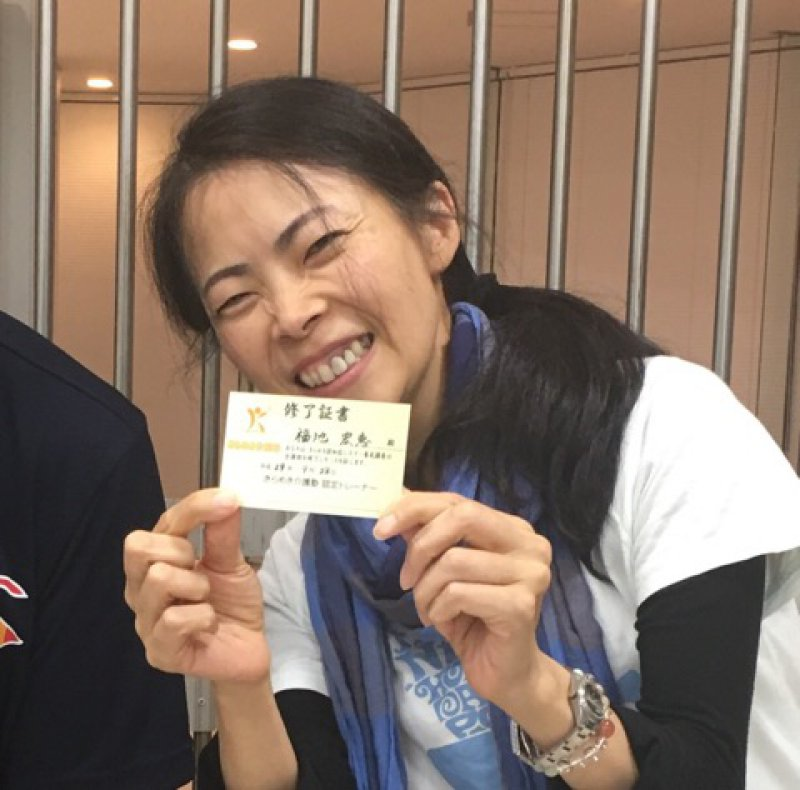 福地宏恵さん(千葉)が、紙芝居を使って地域で認知症のお話を♬