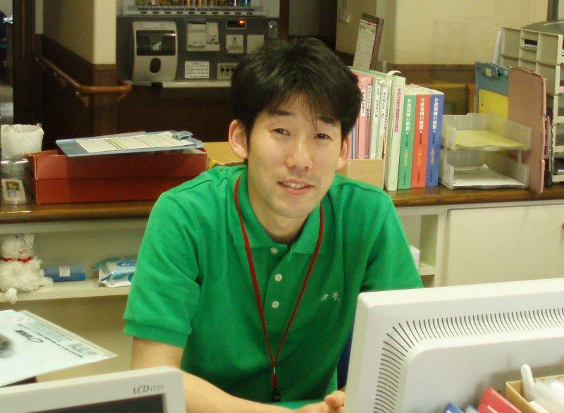 鈴木 望さん(東京)が、オープン前の施設の職員さんに認知症研修を♬