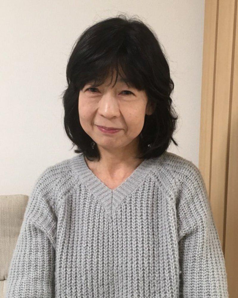 細江恵美子さん(京都)が、中学生に認知症のお話を♬