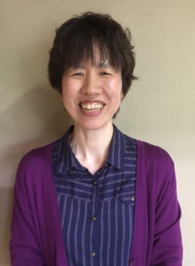 秋山一枝さん(山口)が、小学校の道徳の授業で紙芝居を使って認知症のお話を♬