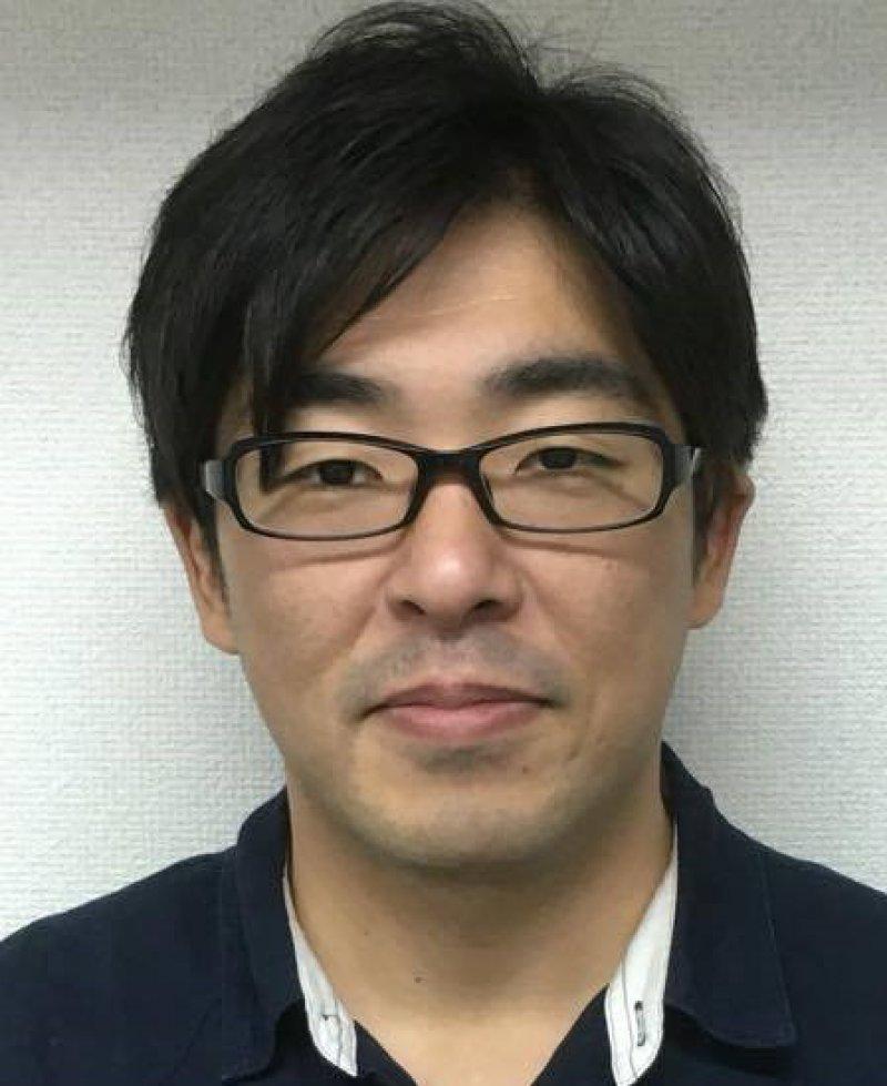 谷本力也さん(埼玉)が、紙芝居スライドを使って認知症のお話を♬