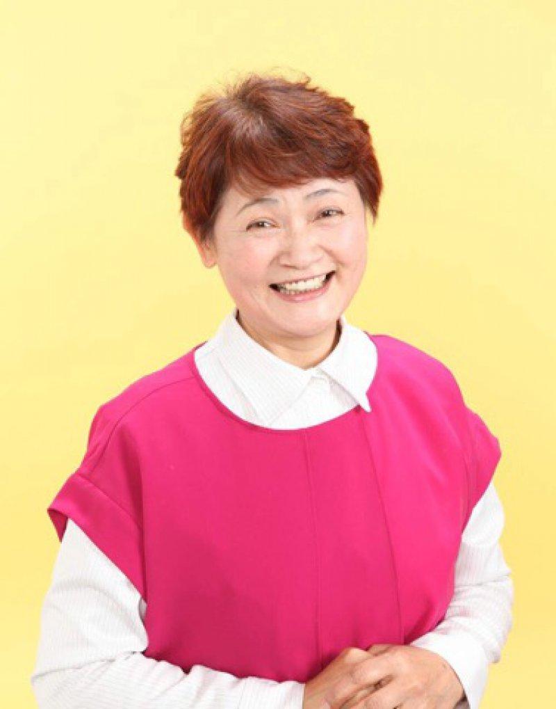 加藤良江さん(東京)が、介護予防教室で紙芝居を使って認知症のお話を♬