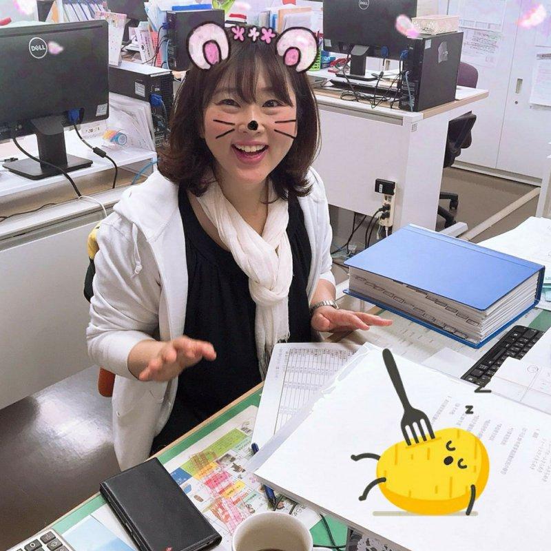 佐藤美保さん(愛知)が、職場で紙芝居を使って認知症のお話を♬