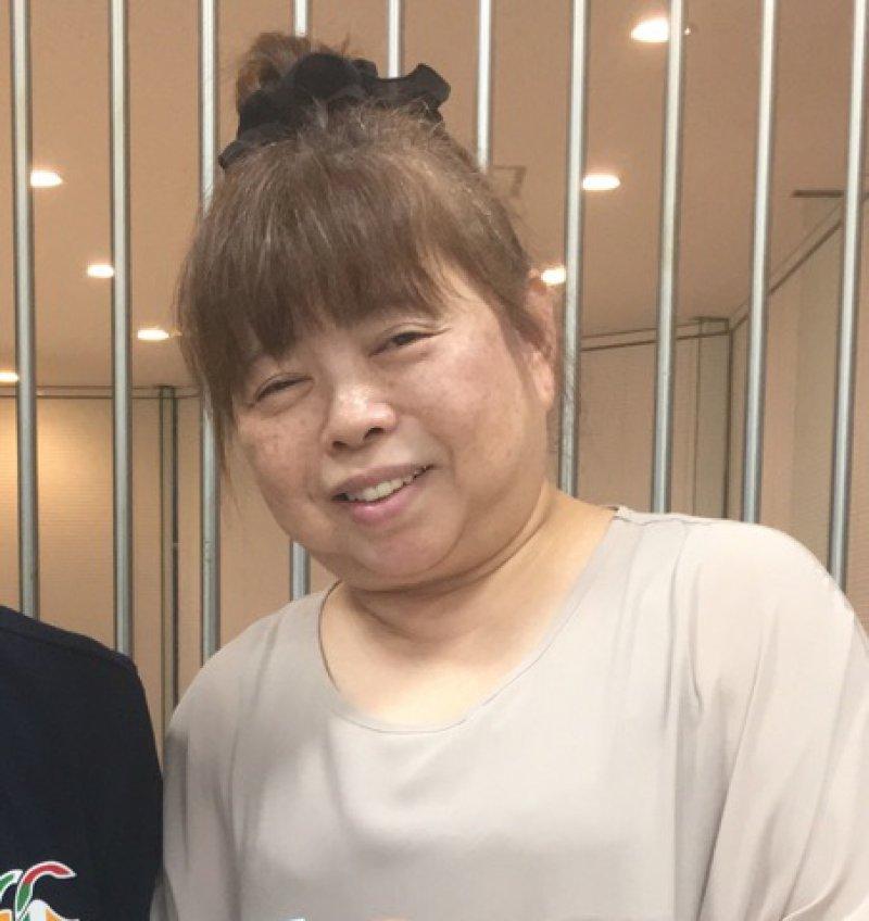 穂積千夏さん(茨城)が、福祉会館で紙芝居を使って認知症のお話を♬