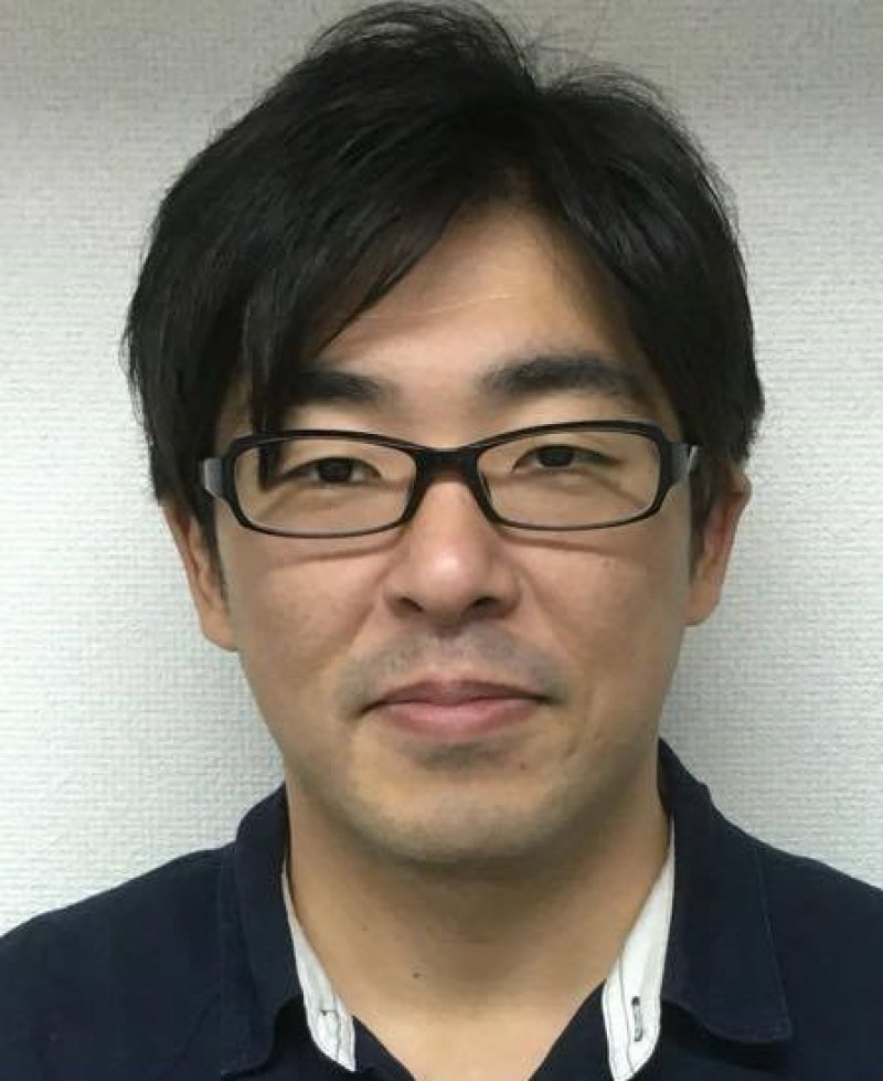 谷本力也さん(埼玉)が、250名の前で紙芝居スライドを使って認知症のお話を♬