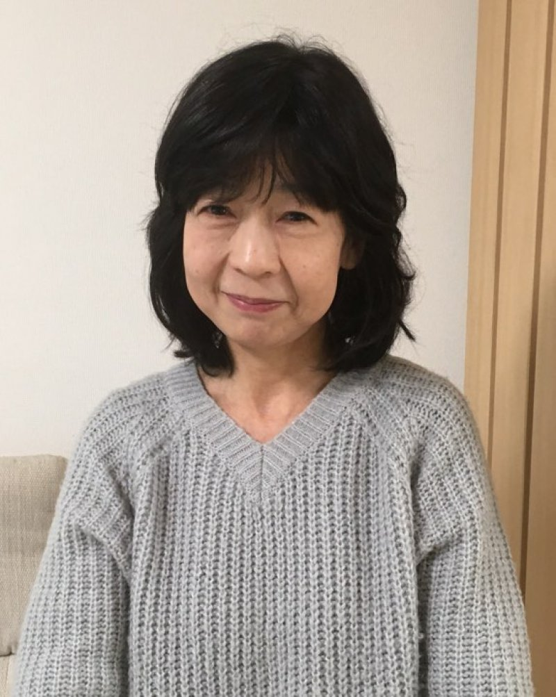 細江恵美子さん(滋賀)が、市内で活動する傾聴ボランティアさんに認知症のお話を♬