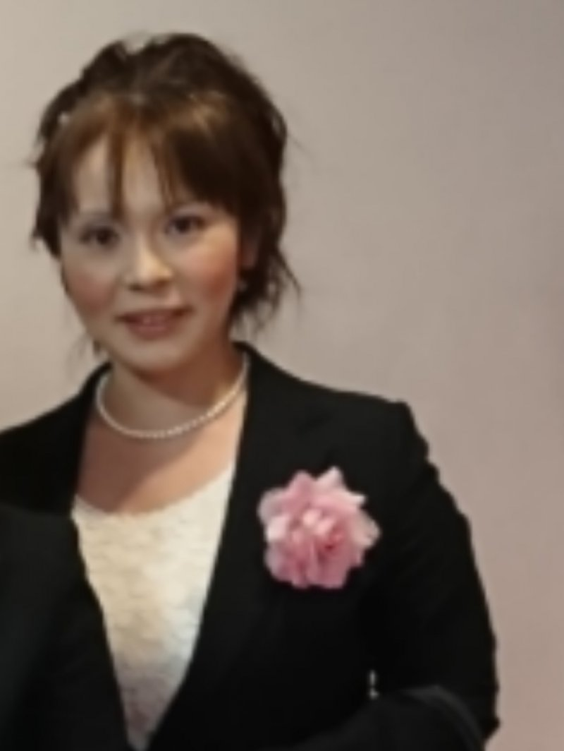 木股美由紀さん(岐阜)が、百貨店のイベントで認知症のお話を♬