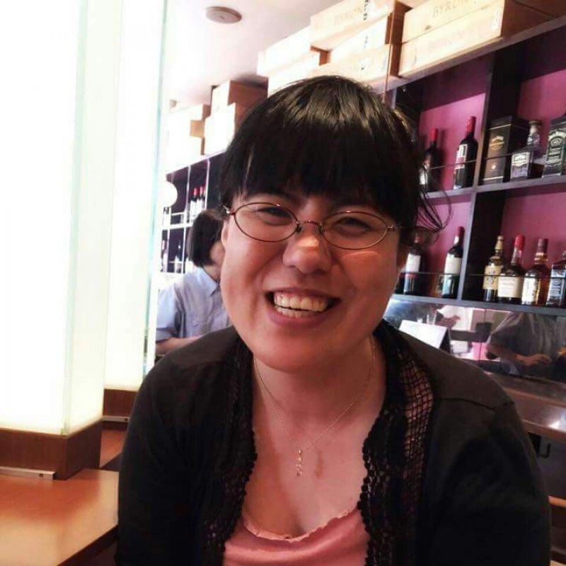 北島芳恵さん(福岡)が、息子さんが通う学校のPTA研修委員会にて紙芝居を使って認知症のお話を♬