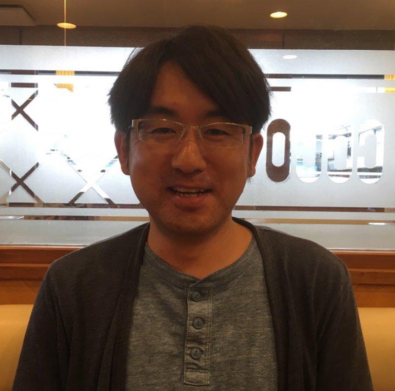 落合大輔さん(大阪)が、職場体験にきた中学生に紙芝居を使って認知症のお話を♬