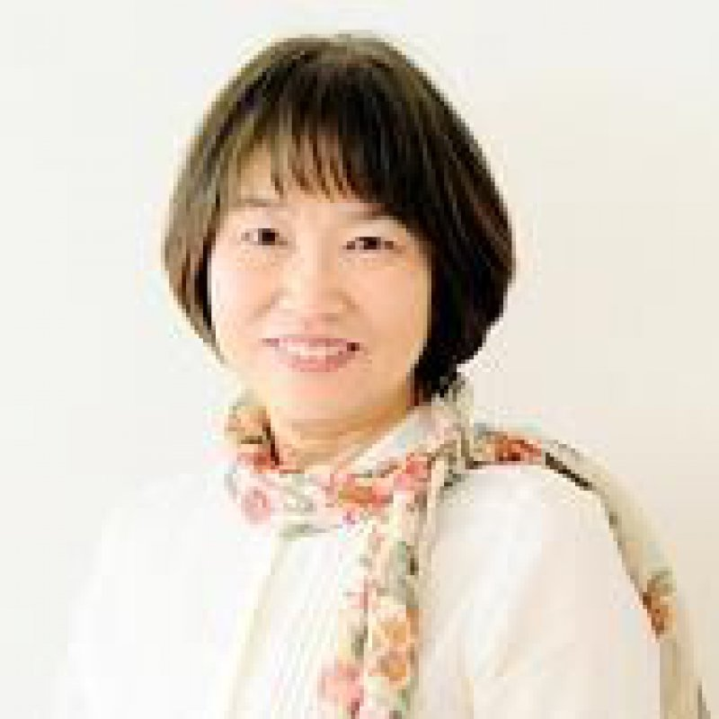 大西知恵子さん(東京)が、市民講座で紙芝居スライドを使って認知症のお話を♬
