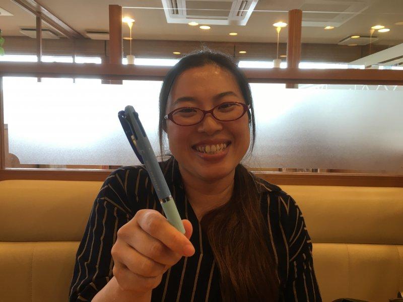水野智恵子さん(岐阜)が、《介護⭐︎向上カフェ》で認知症のお話を♬
