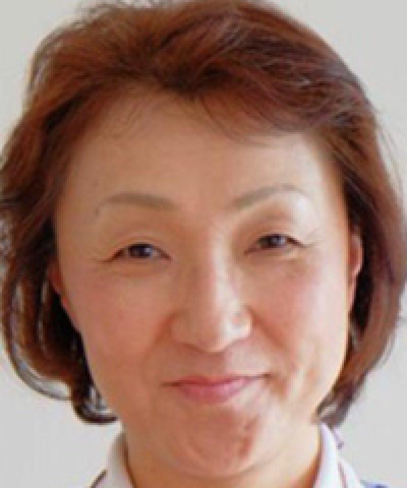 金 正淑さん(福岡)が、友人の職場で紙芝居を使って認知症のお話を♬