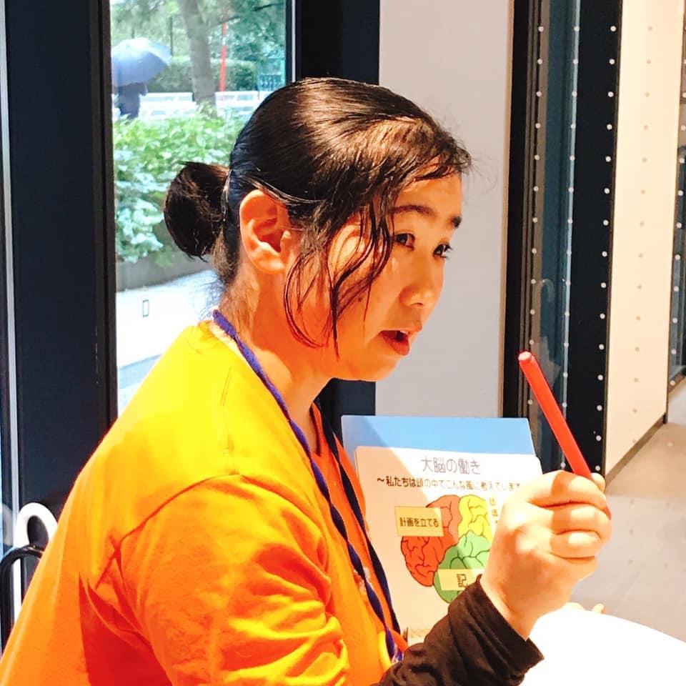 新田紀子さん(埼玉)が、夢ラボにて認知症のお話を♬