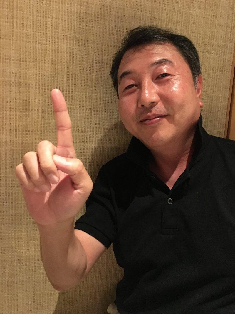 柿沼博昭さん(群馬)が、 初任者研修で紙芝居スライドを使って認知症のお話を♬