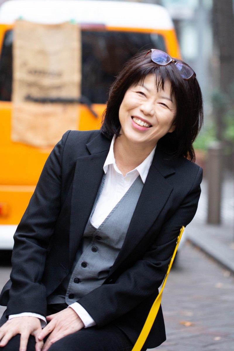 白石直美さん(東京)が、紙芝居を使って認知症のお話を♬