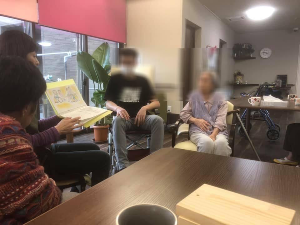 尾崎 佳さん(富山)が、職場で認知症のお話を♬
