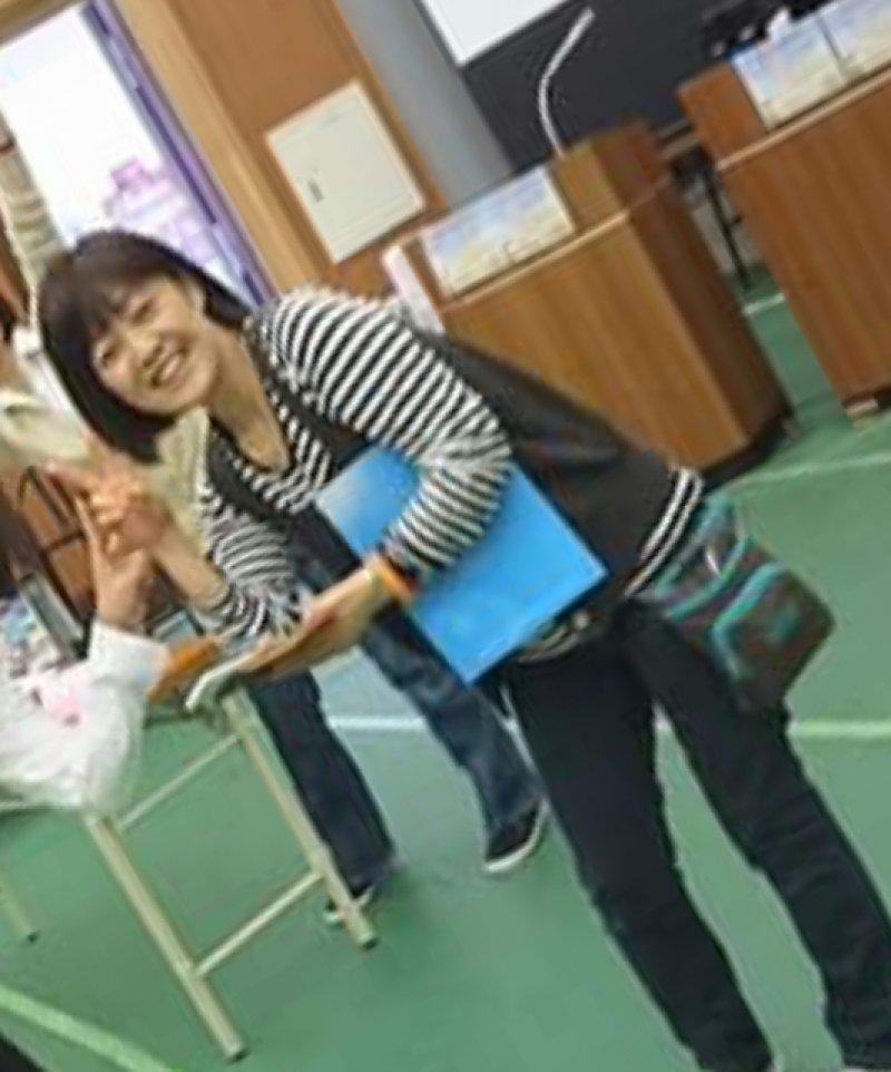 島尾有子さん(滋賀)が、地域のイベントで紙芝居を使って認知症のお話を♬