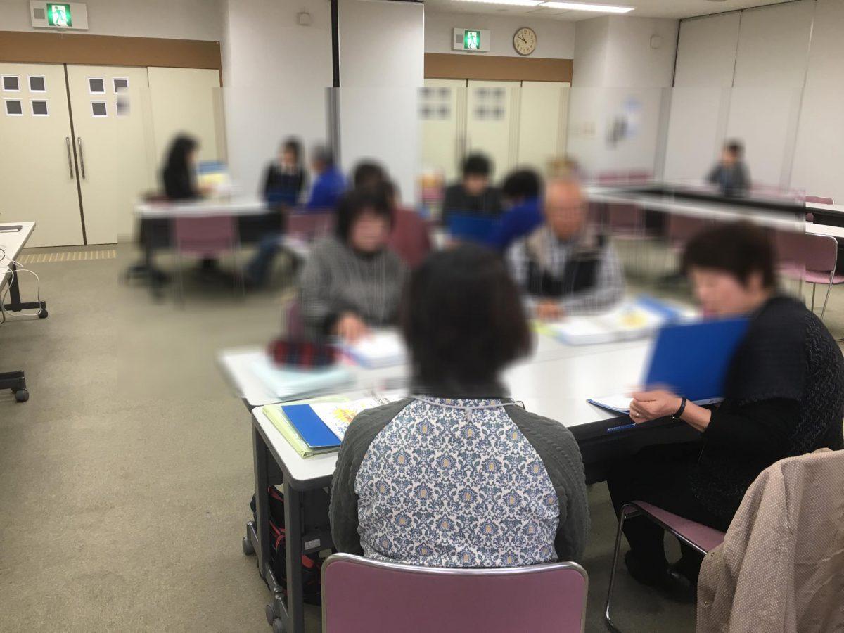 滋賀県、【近江八幡市 長寿福祉課】様よりご依頼いただき、《オレンジサポーター養成講座》をしました。