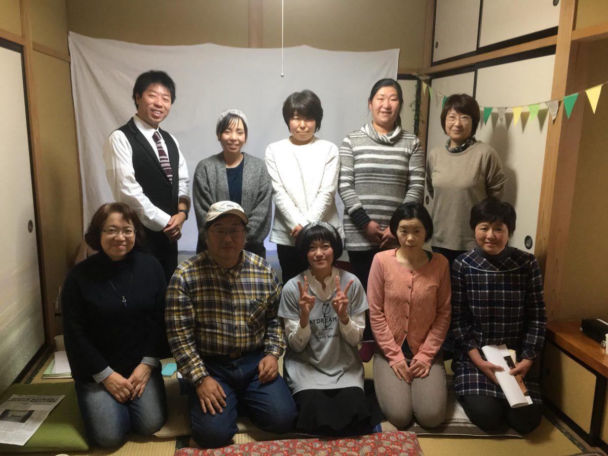 長野にて【きらめき認知症トレーナー協会】《信州地区勉強会》を開催しました。