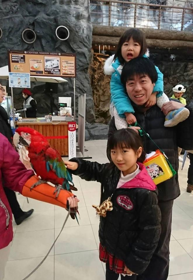 和歌山県【アドベンチャーワールド】に行ってきました!