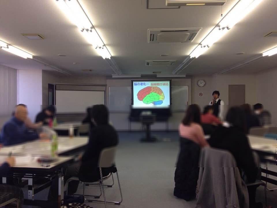 愛知県、【日本福祉大学総合研修センター】様よりご依頼いただき名古屋市主催 初心者向け[認知症の理解とコミュニケーション技術]の研修をしました。