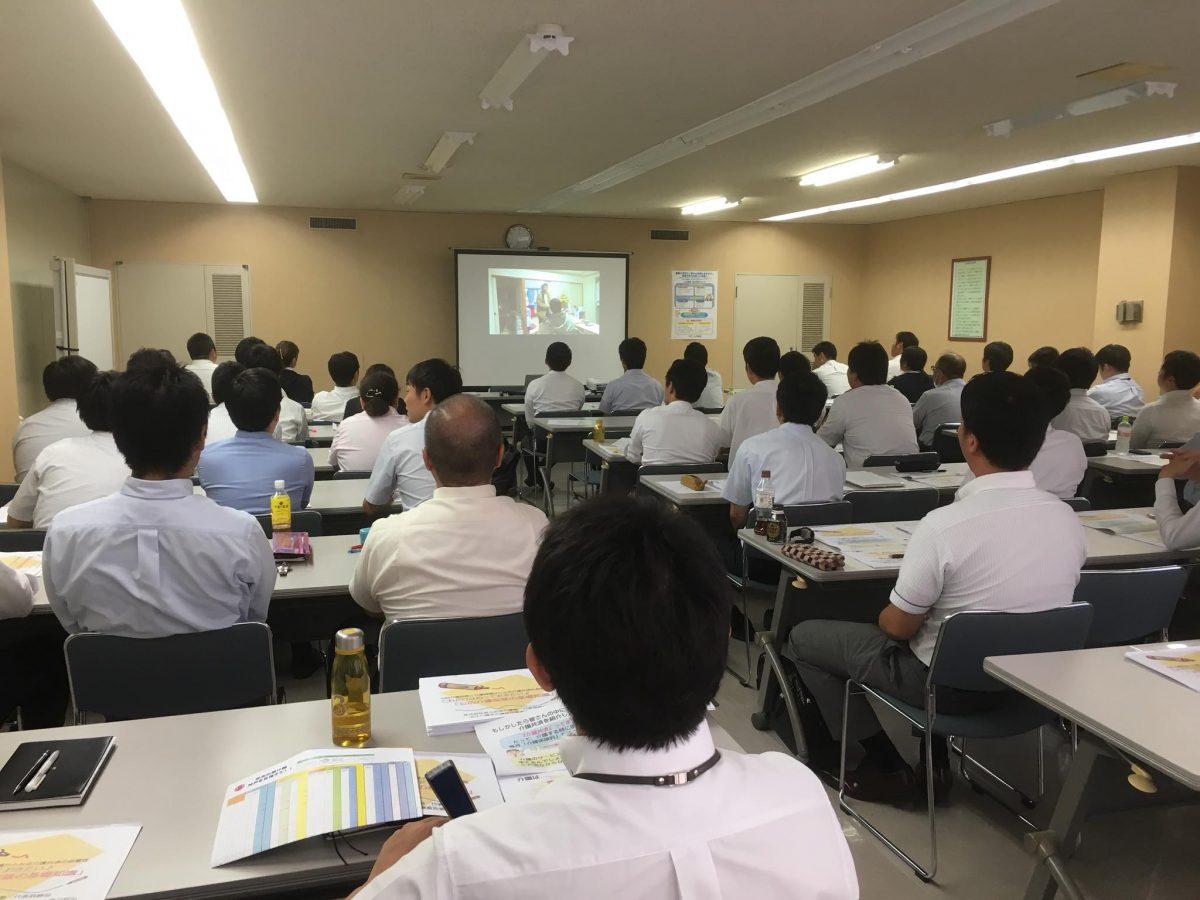 兵庫県加古川、【JA兵庫南】様よりご依頼いただき、『公的介護保険の基礎知識と介護にかかるお金の話』をテーマにお話しました。