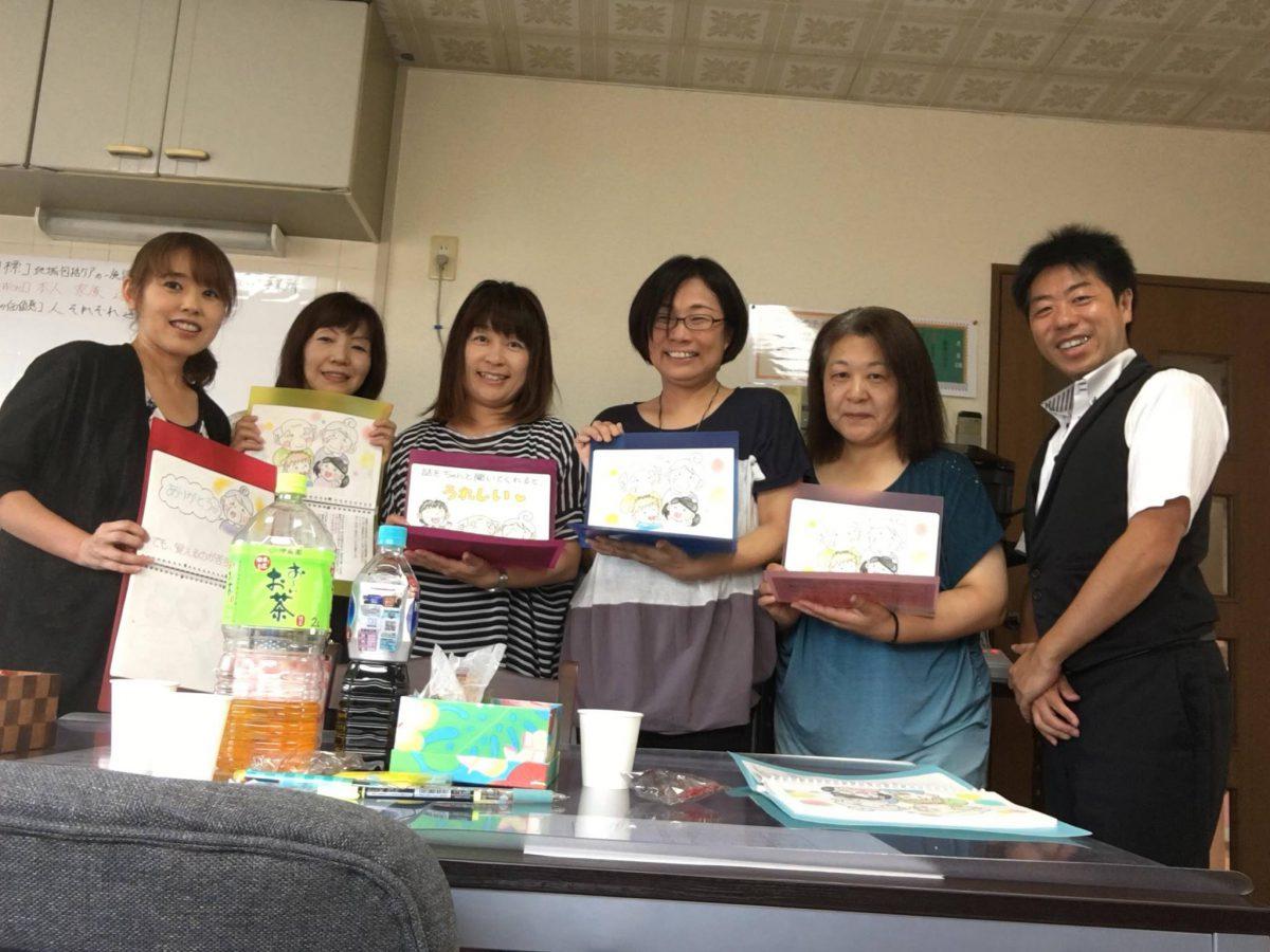 滋賀県大津市にて【認知症シスター養成講座】キッズ編を開催しました。