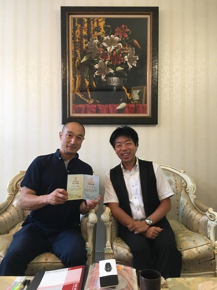 長崎にて【認知症トレーナー養成講座】《 個人レッスン》をしました。