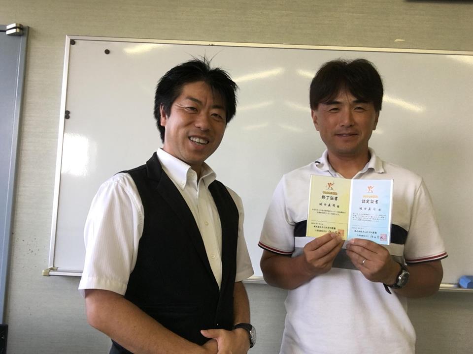 【認知症トレーナー養成講座 専門職向け】個人レッスンを開催しました。