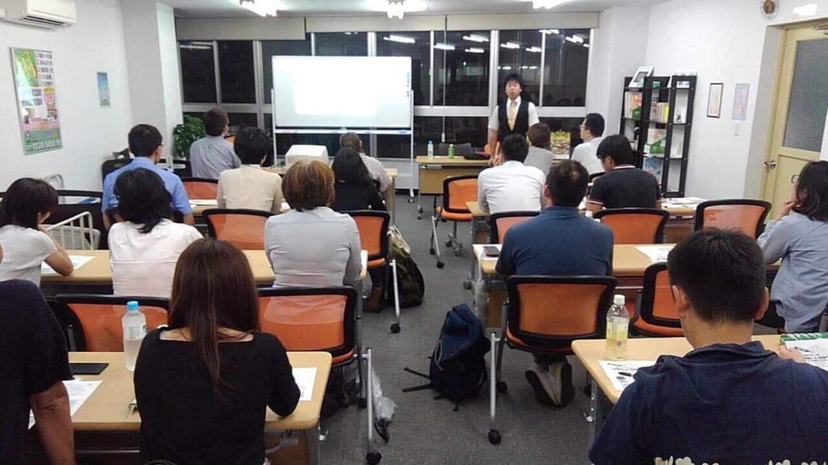 東京国分寺にて【むさし介護アカデミー】様よりご依頼いただき、認知症研修をしました。