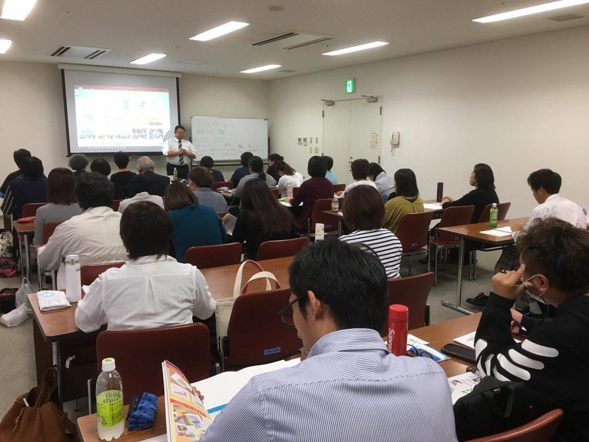熊本県熊本市にて【認知症の理解を深める3講座】を開催しました。