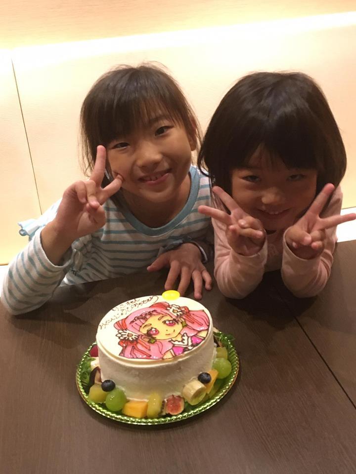 5歳の誕生会♬