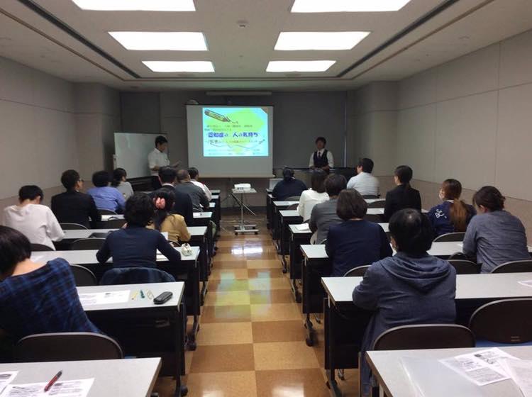 福岡県にて【一般社団法人 九州介護協会】様よりご依頼いただき認知症研修をしました。
