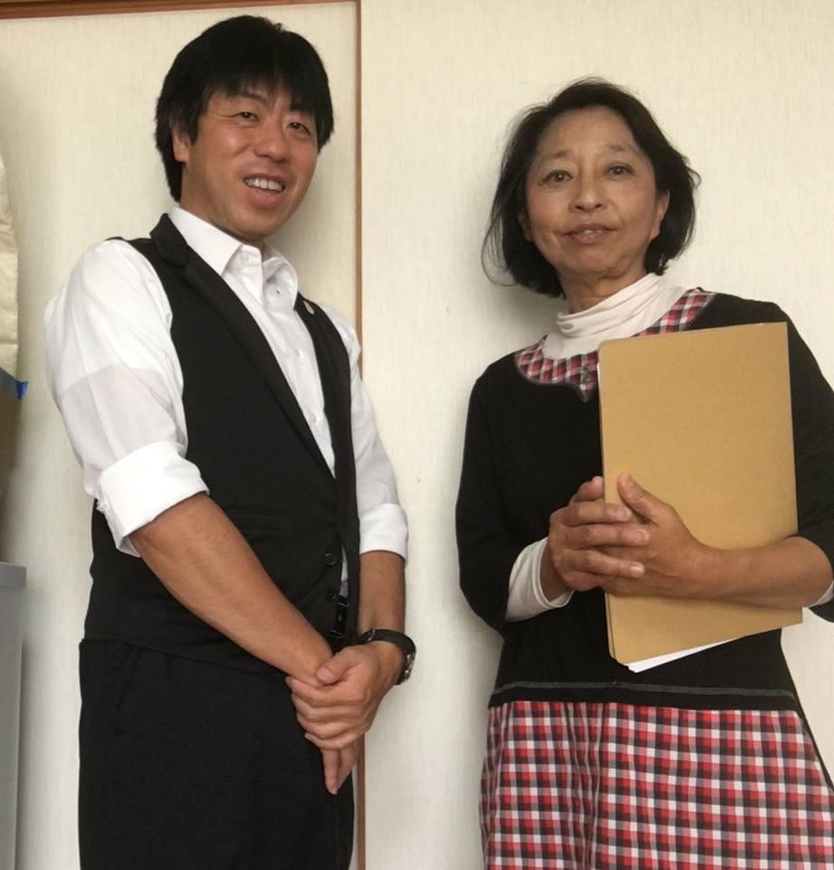 和歌山県新宮市にて【認知症トレーナー養成講座 専門職向け】の個人レッスンをしました。