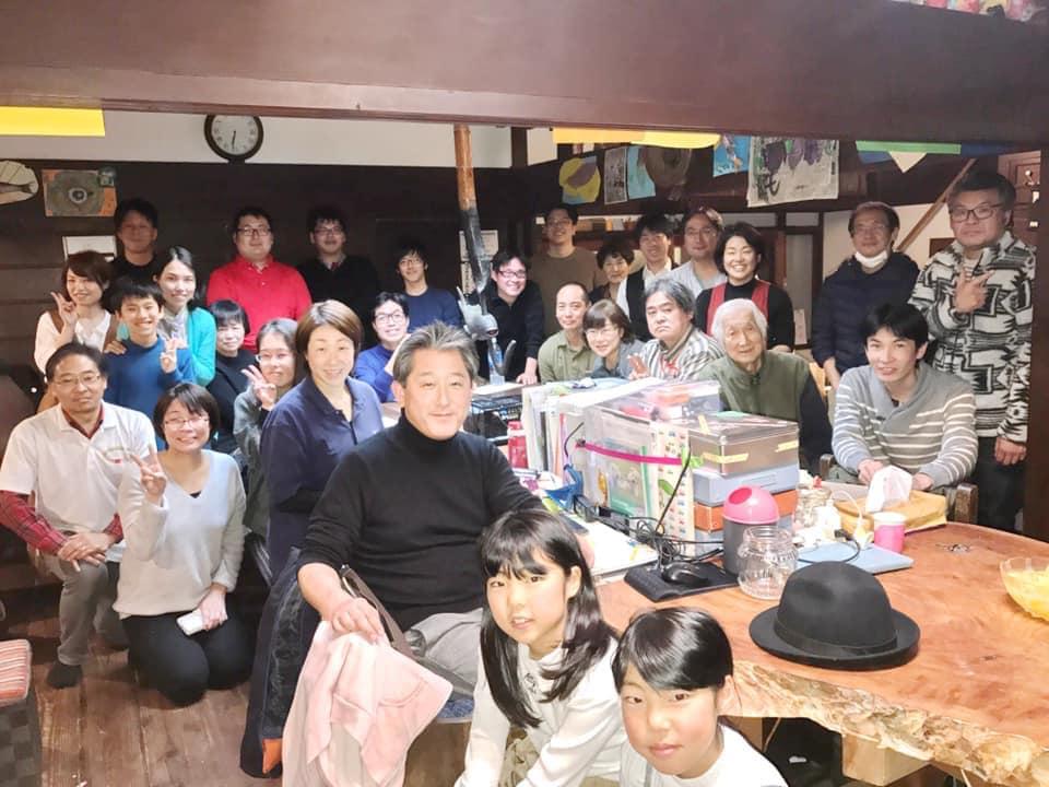 滋賀県大津市、【倶楽部くれぱす】勉強会で、「地域で認知症を伝える」〜偏見をなくす為に私達は何をどう伝えるか!?〜をテーマにお話しました。