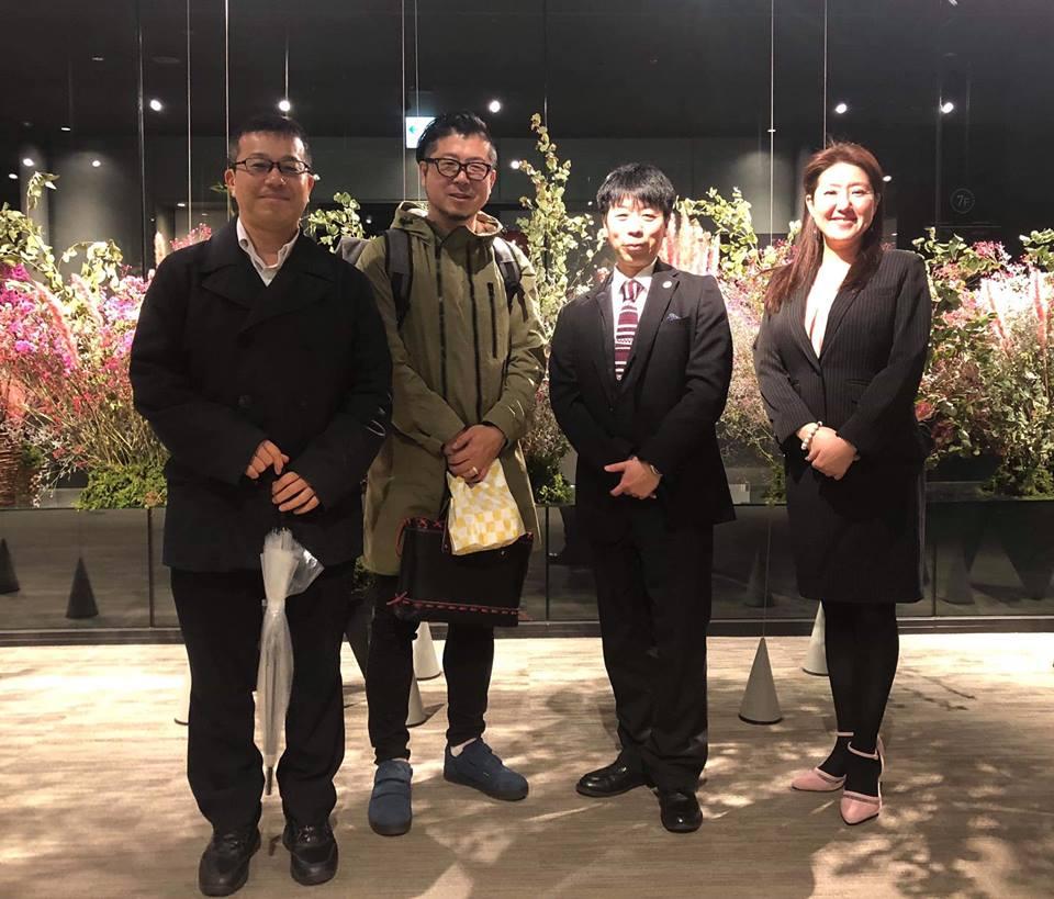 大阪にて【きらめき認知症トレーナー協会 近畿地区】の役員会議。