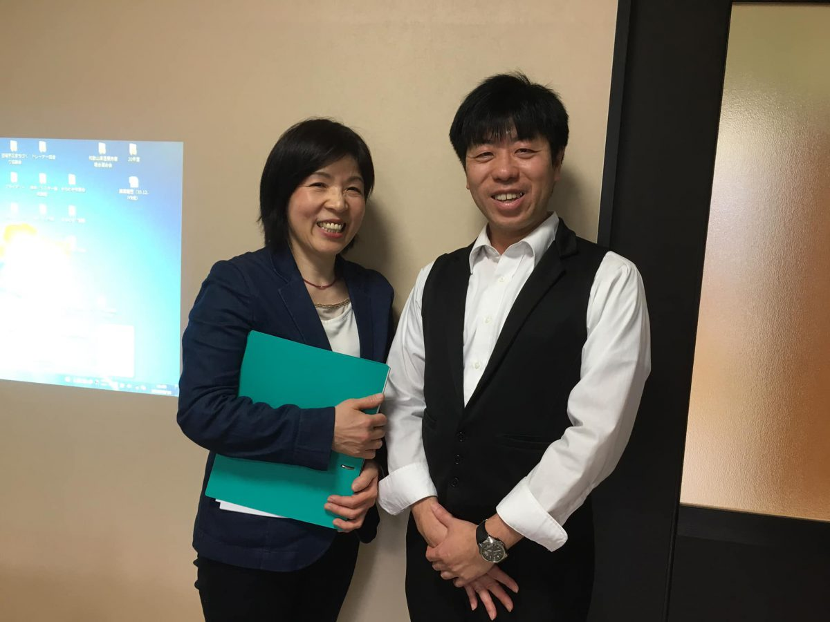 長崎県にて【認知症トレーナー養成講座】個人レッスンをしました。