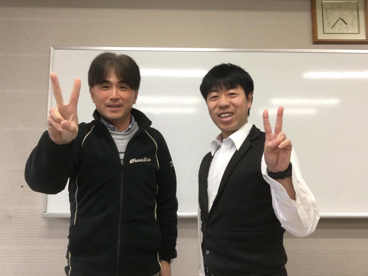 滋賀県野洲市にて【認知症トレーナー養成講座】個人レッスンをしました。