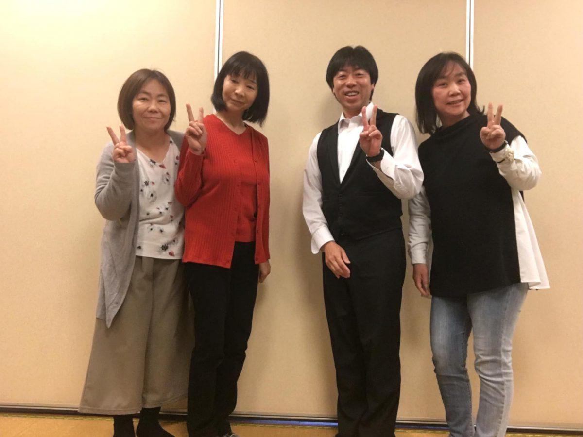 滋賀県にて【認知症トレーナー養成講座 グループレッスン】でした。