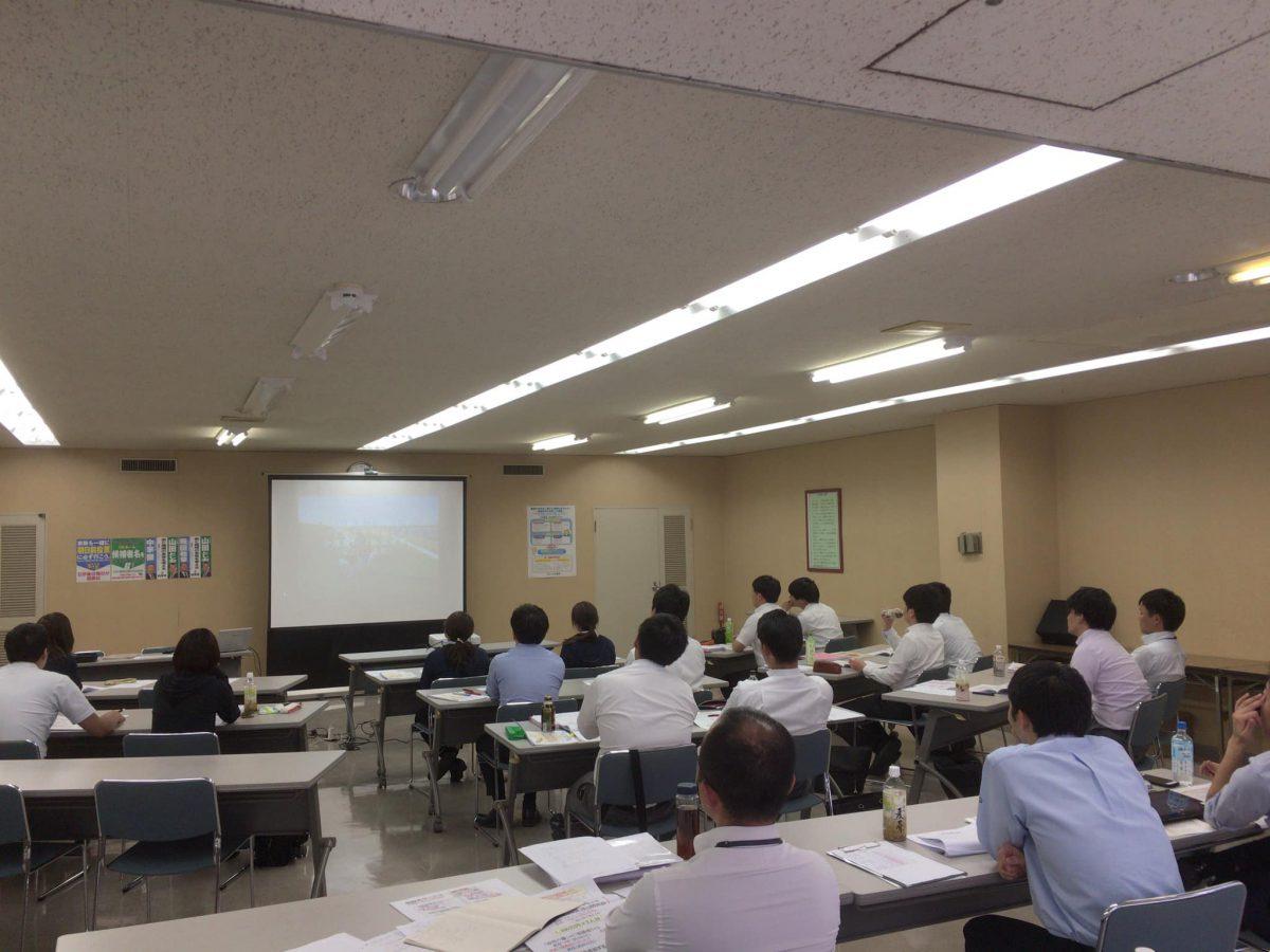 兵庫県加古川市、【JA兵庫南】様よりご依頼いただき、『公的介護保険の基礎知識と介護にかかるお金の話』をテーマにお話しました。