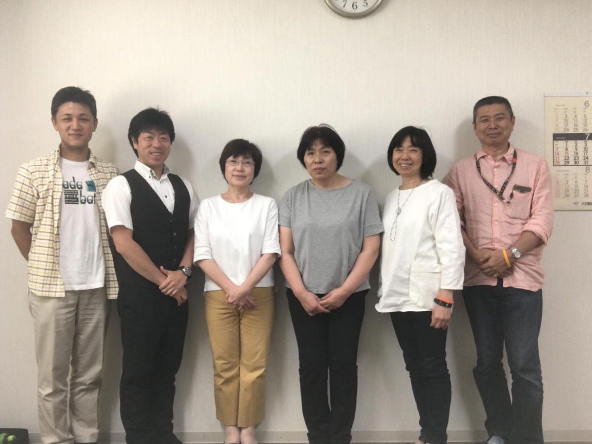 4日間、北海道札幌市にて【認知症トレーナー養成講座 個人レッスン】をしました。