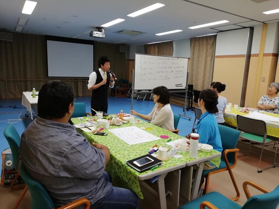 三重県津市【憩うか(kaigo)カフェ津市実行委員会】様よりご依頼いただき、認知症講座をしました。